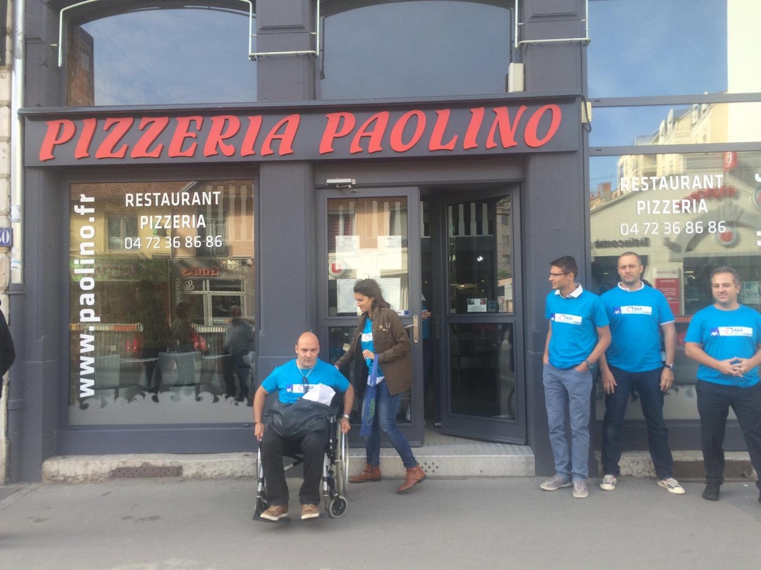 Photo du 7 septembre 2017 08:19, Chez Paolino, 250 Cours Lafayette, 69003 Lyon, France