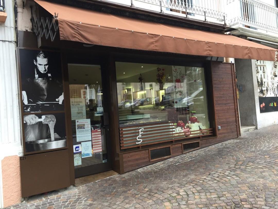 Photo of the October 18, 2017 8:44 PM, Chocolate Sébastien Fautrelle, 4 Place des Thermes, 73100 Aix-les-Bains, France