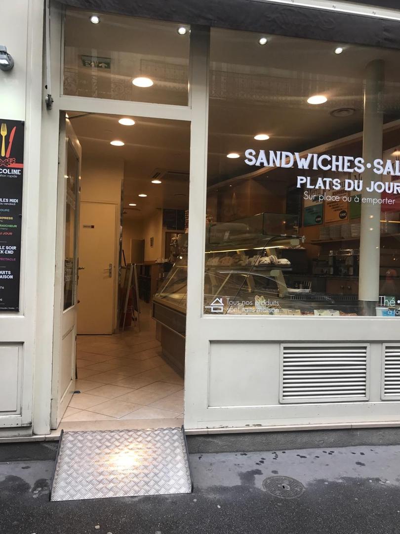 Photo du 6 juin 2017 13:59, Chocoline, 24 Rue Jean Mermoz, 75008 Paris, France