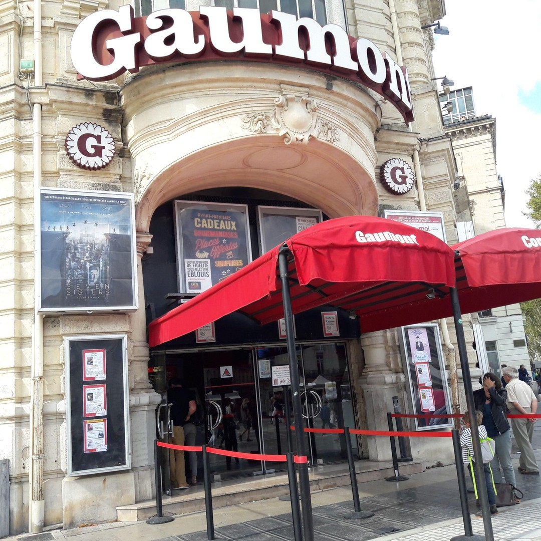 Photo of the September 16, 2017 6:04 PM, Cinéma Gaumont Comédie, 10 Place de la Comédie, 34000 Montpellier, France