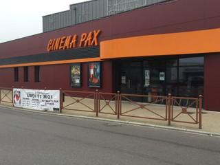 Foto del 19 de noviembre de 2017 17:04, Cinéma le Pax - Tiercé, 14 Rue du Bourg Joly, 49125 Tiercé, France