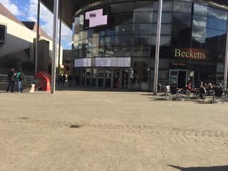 Foto del 25 de abril de 2018 15:22, Cinescope, Grand-Place 55, 1348 Ottignies-Louvain-la-Neuve, Belgique