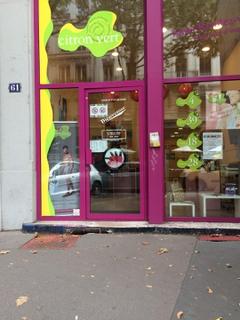 Foto del 7 de septiembre de 2017 8:01, Citron Vert, 61 Cours Vitton, 69006 Lyon, Frankreich