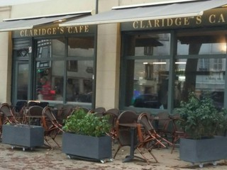 Photo du 16 décembre 2017 14:05, Claridge's Café, 1 Rue de Berne, 67000 Strasbourg, France