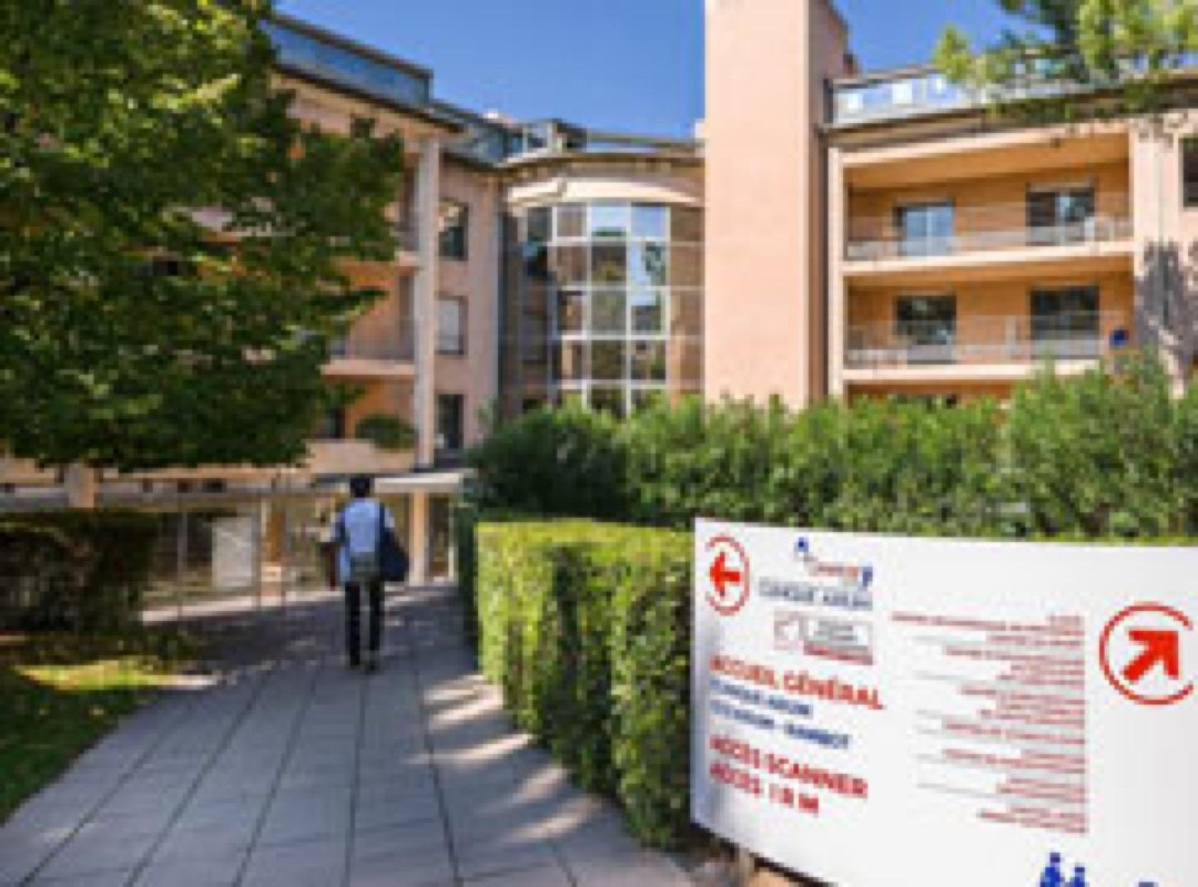 Photo of the September 20, 2017 2:16 PM, Clinique Axium, 21 Avenue Alfred Capus, 13100 Aix-en-Provence, France