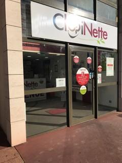 Photo of the November 22, 2017 11:45 AM, Clopinette Cigarette électronique, 1 Ter Boulevard Cotte, 95880 Enghien-les-Bains, France