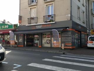 Foto del 4 de octubre de 2017 9:38, Coccimarket, Allée Traversière, 50000 Saint-Lô, France