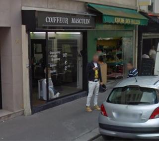 Foto vom 8. Mai 2017 12:29, Coiffeur Masculin, 70 Rue de Wattignies, 75012 Paris-12E-Arrondissement, France