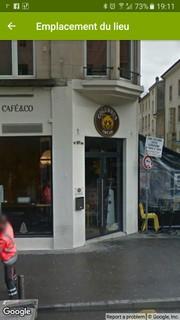 Foto vom 18. November 2017 18:11, Columbus Café & Co, 57 Bis Rue Saint-Dizier, 54000 Nancy, France