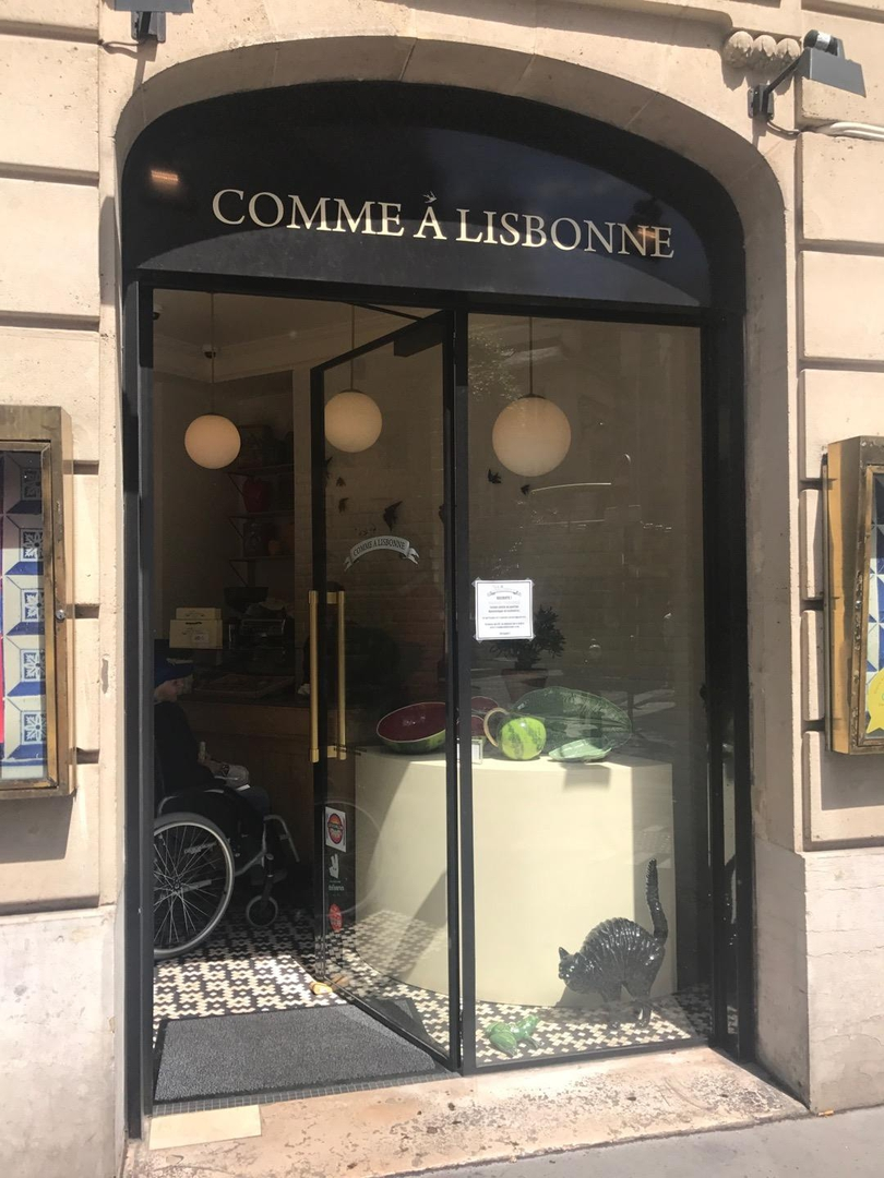 Photo of the June 6, 2017 1:02 PM, Comme à Lisbonne, 20 Rue de Mogador, 75009 Paris, France