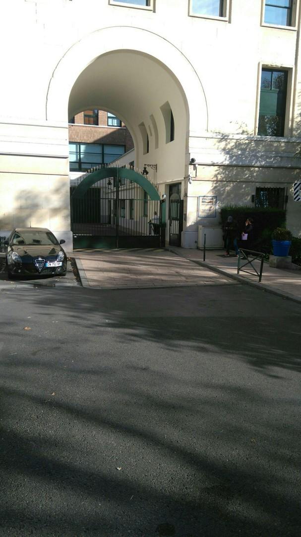 Foto vom 14. November 2017 11:27, Commissariat de Police, 2 Rue Chantecoq, 92800 Puteaux, Frankreich