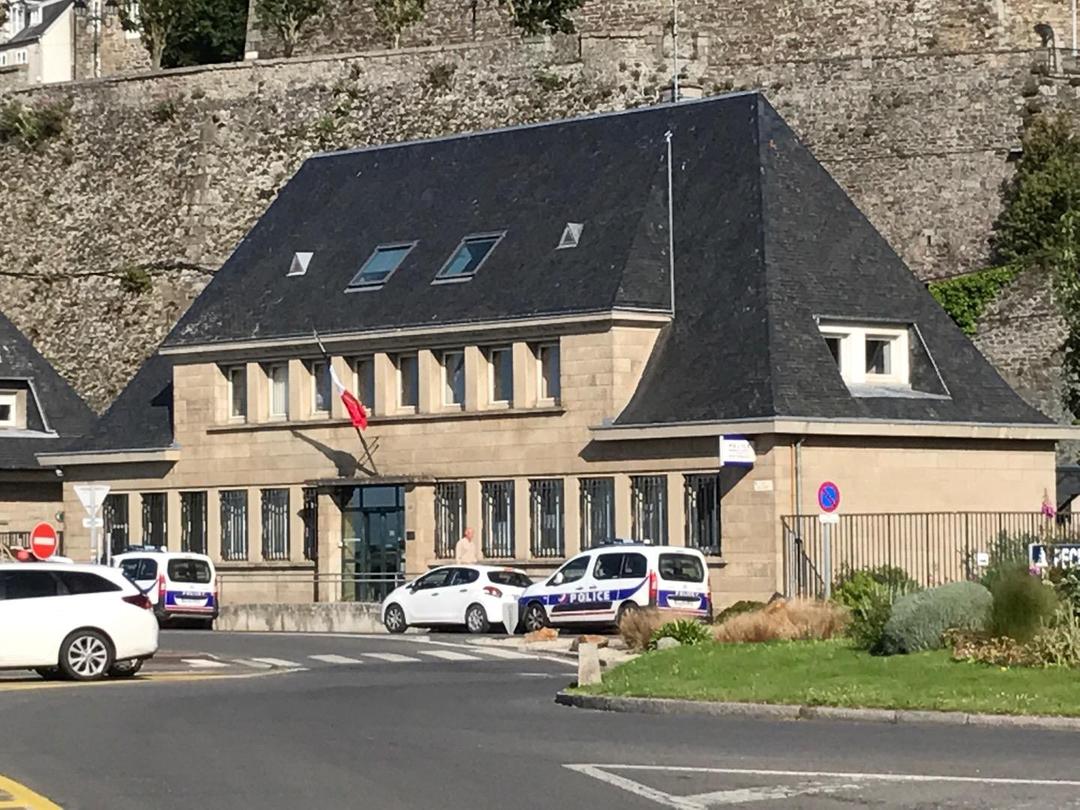 Photo of the May 21, 2017 11:08 AM, Commissariat de Police de Granville, 79 Rue du Port, 50400 Granville, France