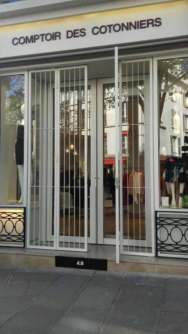 Photo du 25 mars 2017 09:47, Comptoir des cotonniers, 22 Rue de Turenne, 75004 Paris, France