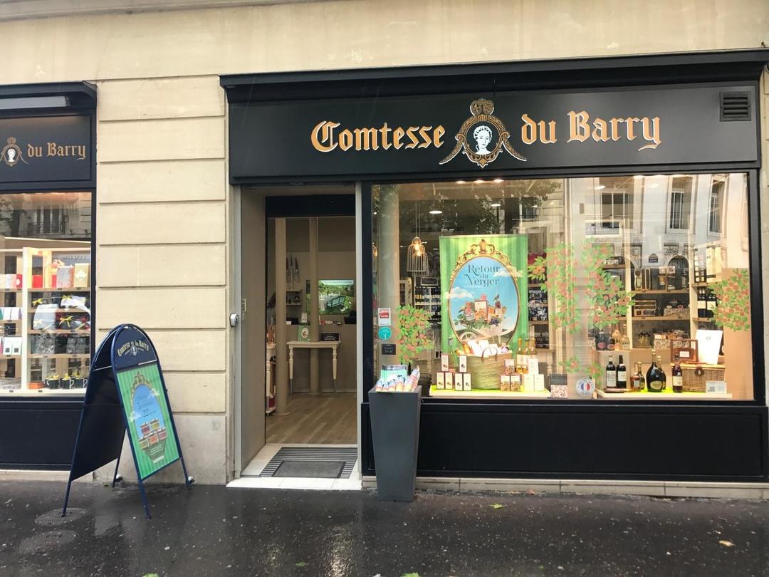 Photo du 6 juin 2017 13:42, Comtesse du Barry, 13 Boulevard Haussmann, 75009 Paris, France