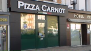 Foto del 5 de febrero de 2016 18:55, Pizza Carnot ex pizzafari, 9 Place Charles de Gaulle, 76210 Bolbec, France