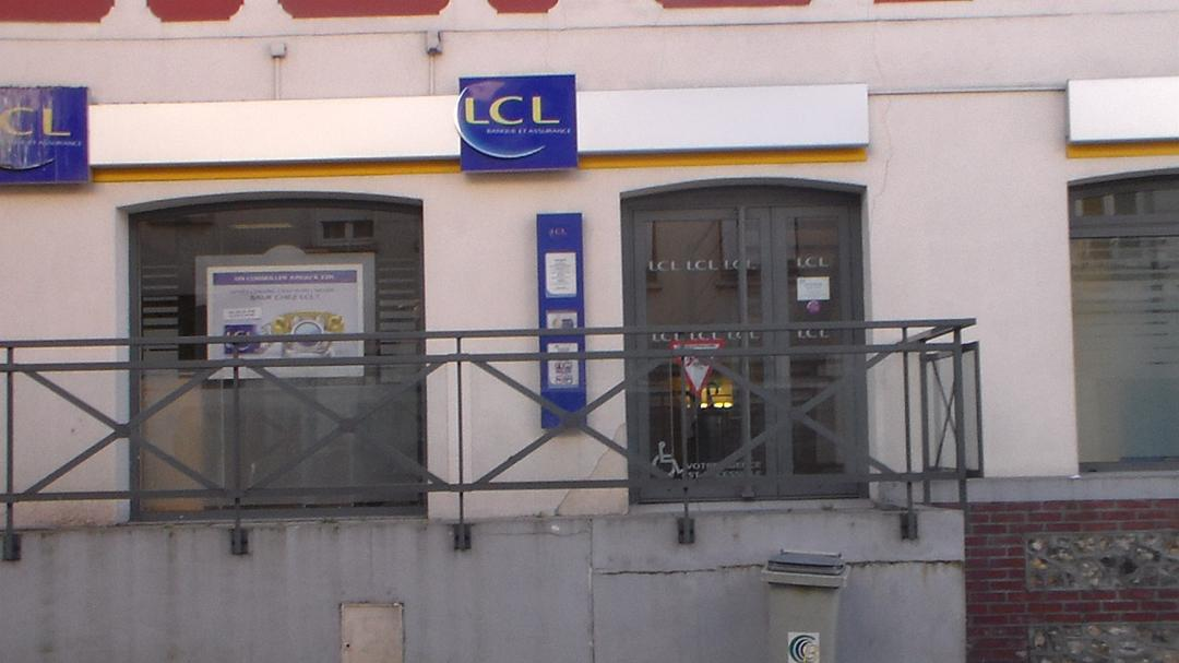 Photo du 5 février 2016 18:55, LCL Banque et Assurance, 4 Rue Guillet, 76210 Bolbec, France
