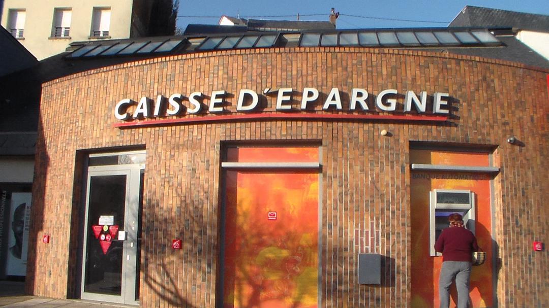 Foto del 5 de febrero de 2016 18:55, Caisse d'Epargne Bolbec, 4 Place Felix Faure, 76210 Bolbec, Francia