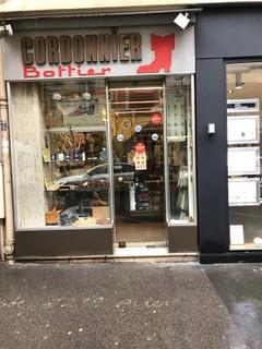 Foto vom 13. September 2017 12:22, Cordonnier bottier , 204 Rue de Grenelle, Paris, France