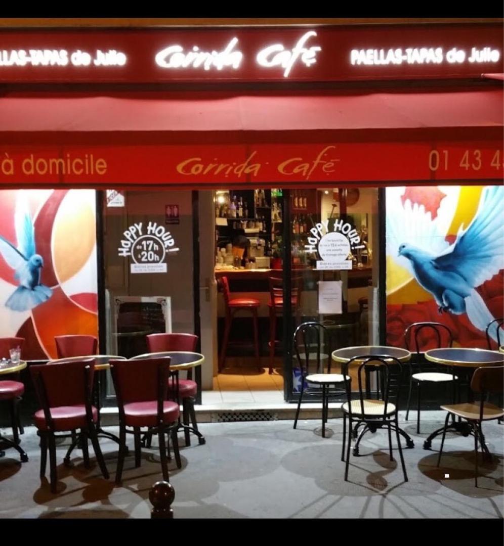 Photo du 9 mai 2017 17:26, Corrida Café, 88, Rue de Picpus, 75012 Paris, France