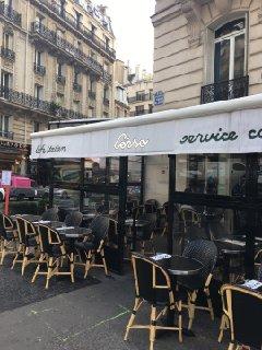 Foto del 24 de febrero de 2017 9:42, Corso Kléber, 79 Avenue Kléber, 75016 Paris, Frankreich