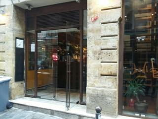 Foto vom 4. November 2017 10:05, Cosi, 54 Rue de Seine, 75006 Paris, France