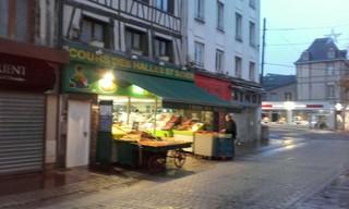 Foto del 18 de noviembre de 2017 7:02, Cours des Halles Saint Sever, 83 Rue Saint-Sever, 76100 Rouen, France