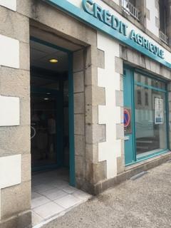 Photo of the July 18, 2017 12:09 PM, Crédit Agricole Finistère, 27 Rue du Gén de Gaulle, 29120 Pont-l'Abbé, France