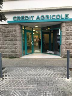 Photo of the December 28, 2017 8:52 AM, Crédit Agricole CA, 110 Avenue de la Plage, 29950 Bénodet, France