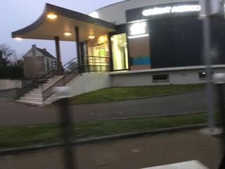 Foto del 19 de noviembre de 2017 19:24, Crédit Agricole de l'Anjou et du Maine, 1 Avenue Charles de Gaulle, 49330 Châteauneuf-sur-Sarthe, France