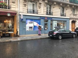 Foto vom 13. September 2017 12:15, Crédit Mutuel, 110 Rue Saint-Dominique, 75007 Paris, France