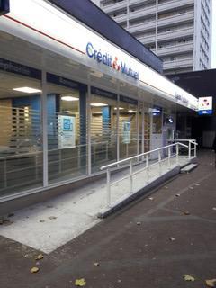 Photo of the November 18, 2017 3:52 PM, Crédit Mutuel, 49 Avenue Gabriel Péri, 95100 Argenteuil, France