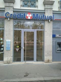 Foto vom 13. April 2018 12:59, Crédit Mutuel Lyon Maréchal Lyautey, 18 Place Maréchal Lyautey, 69006 Lyon, France