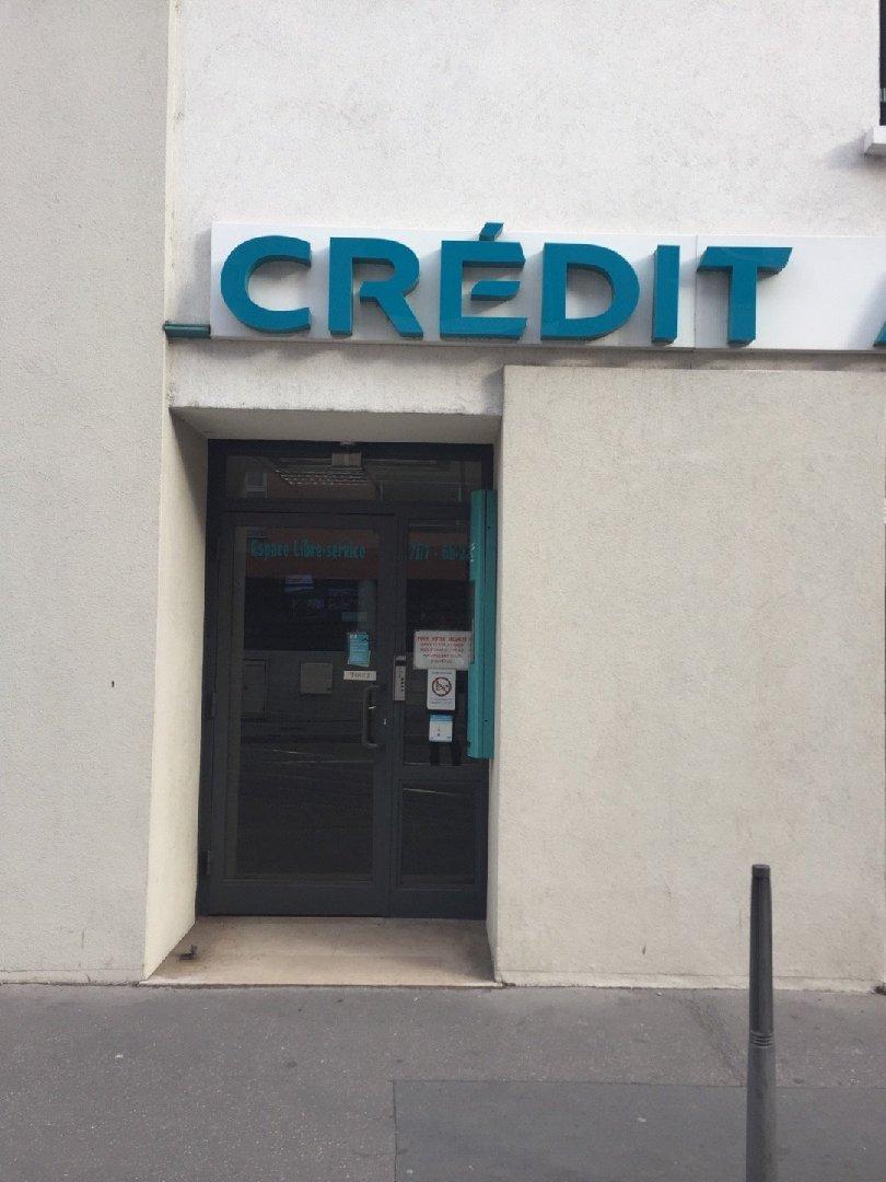 Photo du 11 février 2017 14:41, Crédit agricole Centre-est à Ste Foy les Lyon, 23 Boulevard Baron du Marais, 69110 Sainte-Foy-lès-Lyon, France