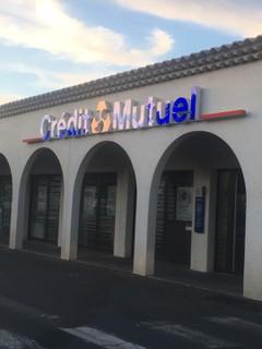 Photo du 16 septembre 2017 17:21, Crédit mutuel, 803 Boulevard Abbadie, 13730 Saint-Victoret, France