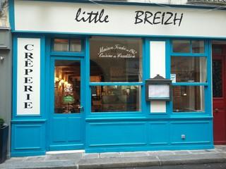Photo du 4 novembre 2017 09:39, Crêperie Little Breizh, 11 Rue Grégoire de Tours, 75006 Paris, France