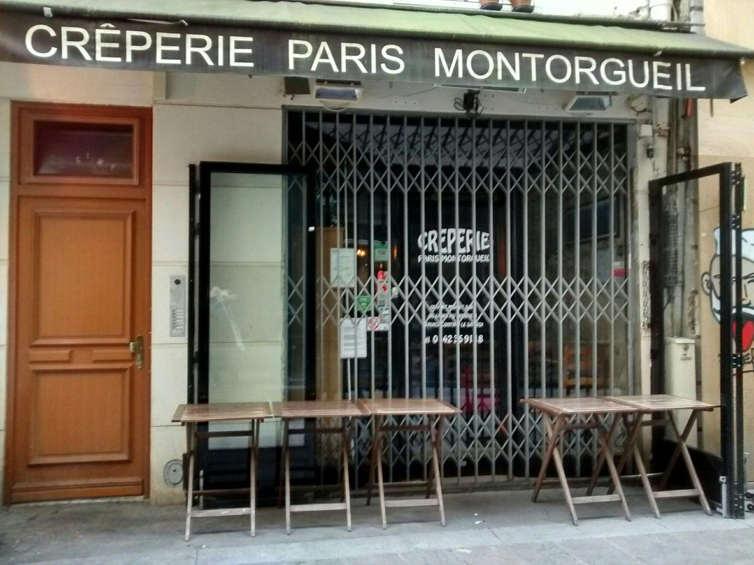 Photo du 28 octobre 2017 16:06, Crêperie Paris Montorgueil, 37 Rue Mauconseil, 75001 Paris, France