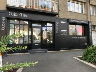 Foto del 20 de octubre de 2017 14:22, Cuisin'Hee, 24 Rue du General Patton, 50300 Avranches, Francia