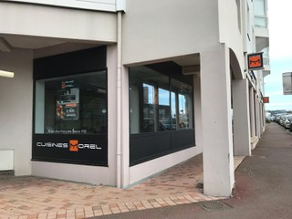 Foto vom 2. Oktober 2017 13:55, Cuisines MOREL - Granville, bis, 41 Boulevard des Amiraux Granvillais, 50400 Granville, France