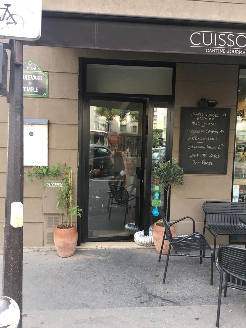 Photo du 22 juin 2017 14:20, Cuissons, 65 Rue de Saintonge, 75003 Paris, Francia