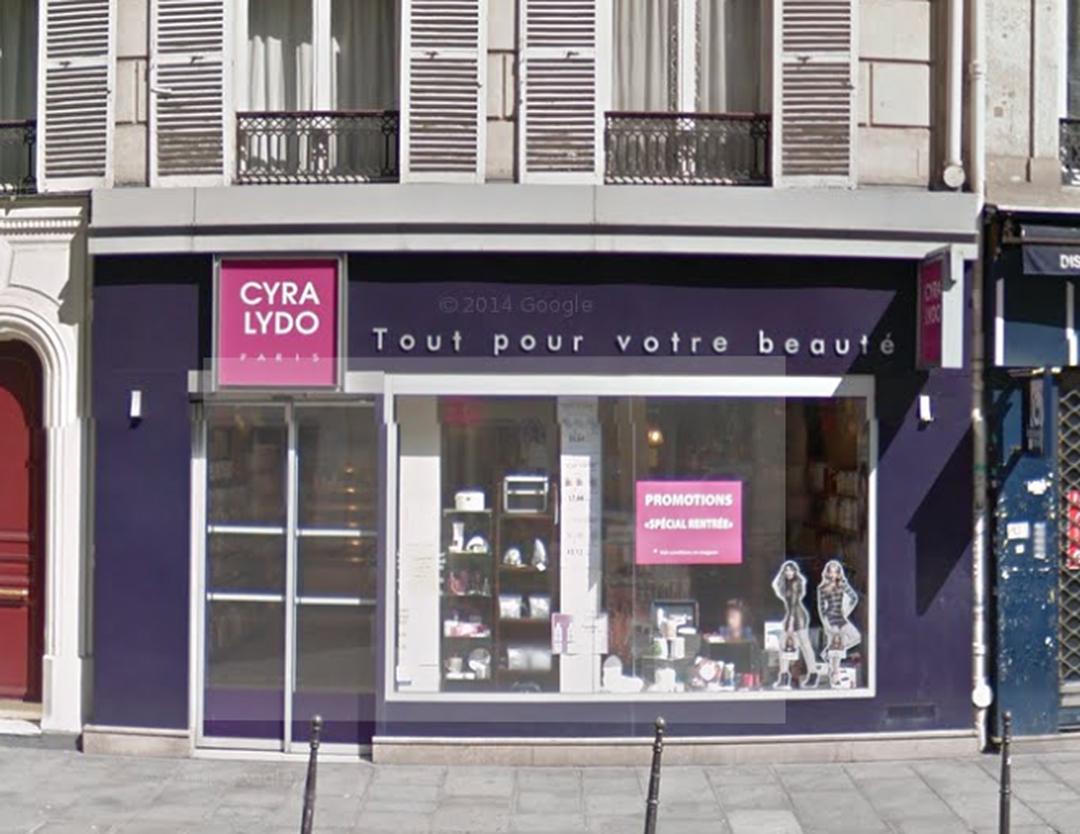 Foto del 5 de febrero de 2016 18:57, Cyra Lydo, 22 Rue de Rivoli, 75004 Paris, Francia
