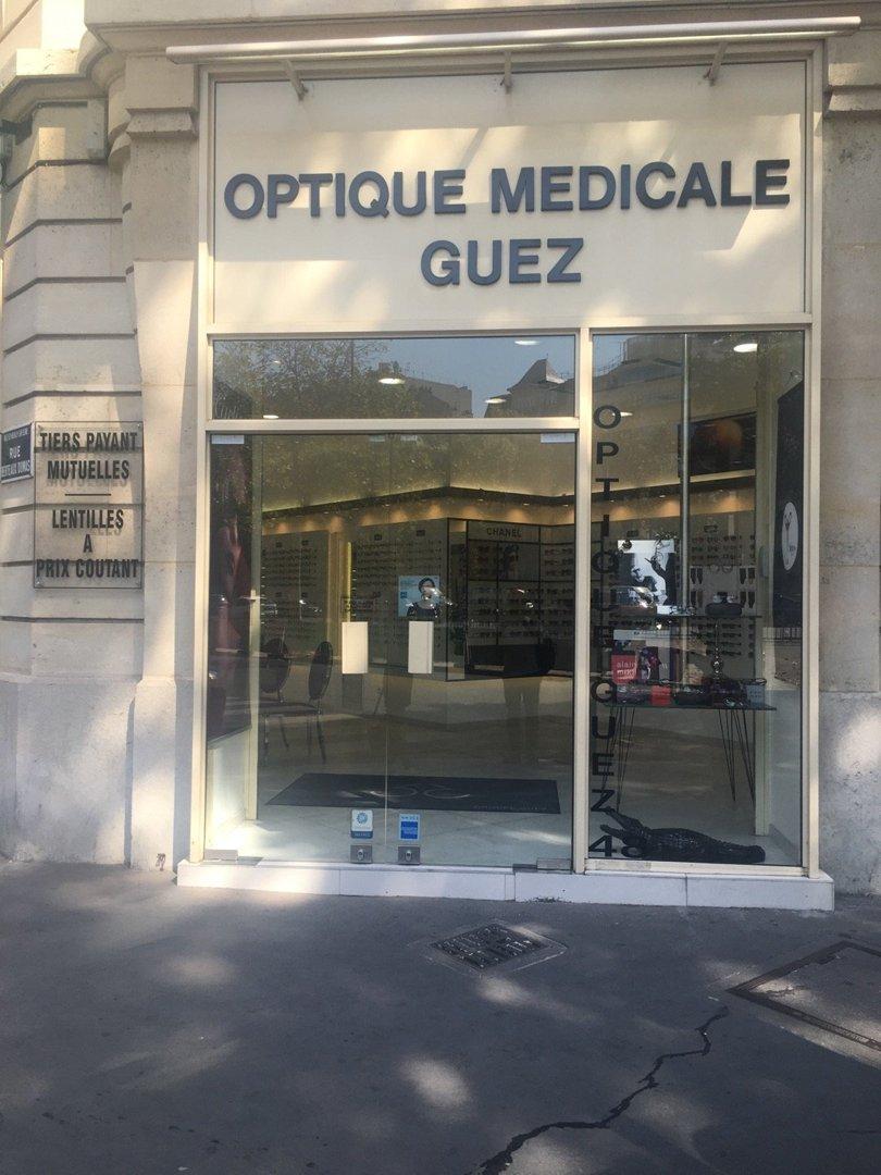 Foto del 26 de agosto de 2016 13:15, OPTIQUE GUEZ NEUILLY, 48 Avenue Charles de Gaulle, 92200 Neuilly-sur-Seine, Francia