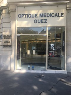 Photo of the August 26, 2016 1:15 PM, OPTIQUE GUEZ NEUILLY, 48 Avenue Charles de Gaulle, 92200 Neuilly-sur-Seine, Frankreich