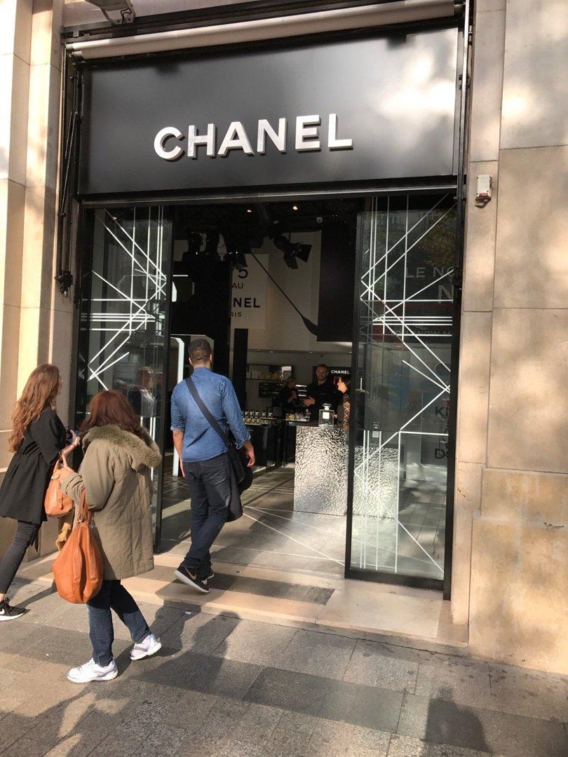 Photo du 27 octobre 2016 13:07, CHANEL CHAMPS-ELYSEES BEAUTE, 52 Av. des Champs-Élysées, 75008 Paris, France