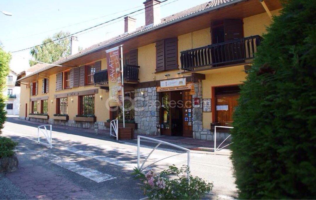 Foto del 18 de junio de 2016 16:41, Hôtel Restaurant Davat ★★, 21 Chemin des Bateliers, 73100 Aix-les-Bains, Francia