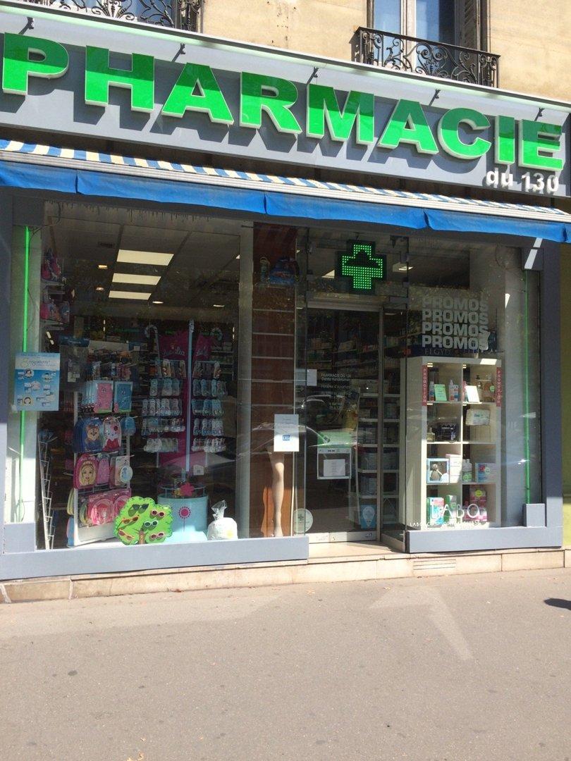 Foto del 26 de agosto de 2016 11:04, Handelsman Pharmacie, 130 Avenue Charles de Gaulle, 92200 Neuilly-sur-Seine, Francia