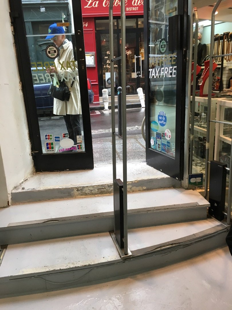 Shoe store - Extrovert , Paris