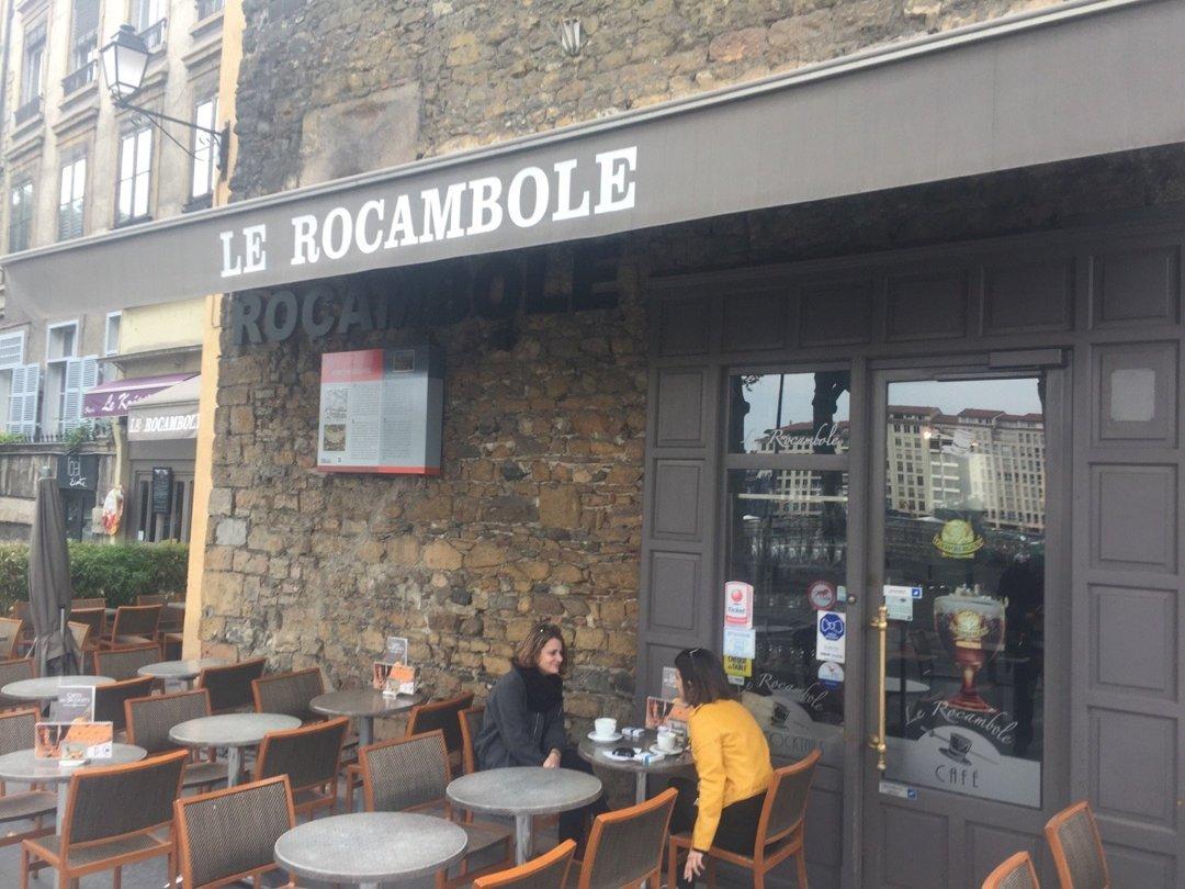 Photo of the October 6, 2016 2:11 PM, Le Rocambole, 1 Quai Romain Rolland, 69005 Lyon, France