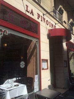 Foto del 26 de agosto de 2016 11:25, La Pivoine Chinoise, 47 Rue de Berri, 75008 Paris, France