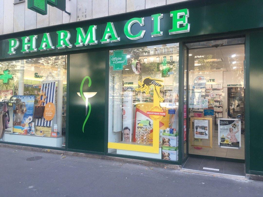 Photo du 26 août 2016 13:45, Pharmacie Odillard, 153 Avenue Charles de Gaulle, 92200 Neuilly-sur-Seine, France