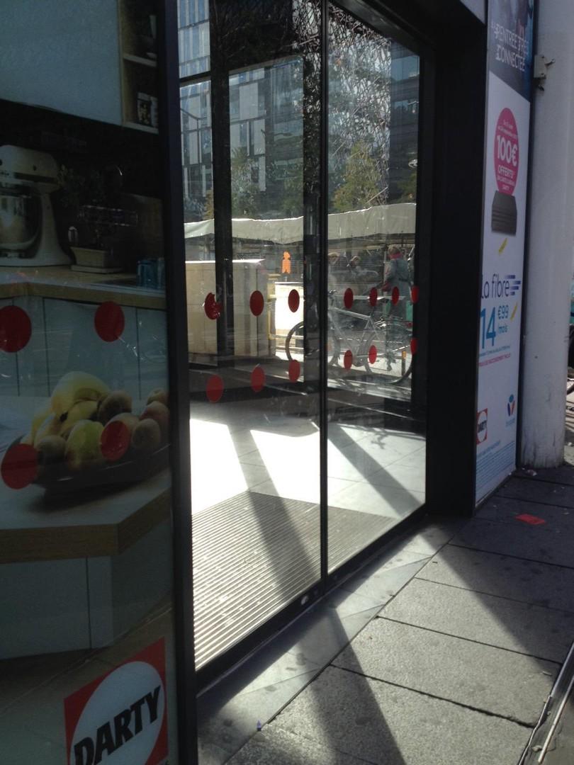 Photo of the October 25, 2017 12:12 PM, DARTY Bibliotheque Nationale de France, 29 rue Neuve Tolbiac, Zac Paris Rive Gauche, 75013 Paris, France